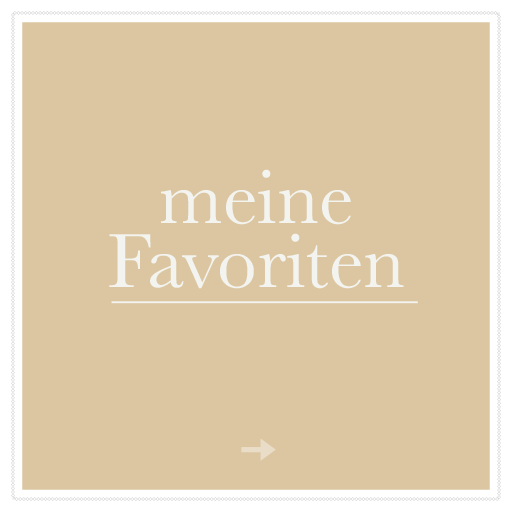 Meine Favoriten