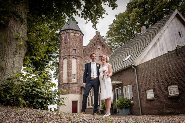 Bruidspaar van Esch