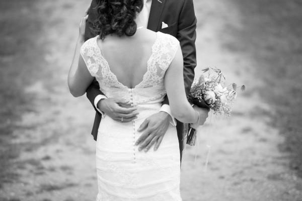 Bruidspaar Peters