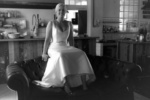 Bruid Leonoor Prinsen - te Poele