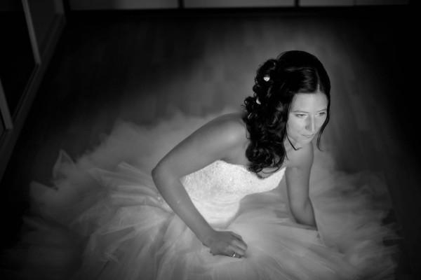 Bruid Wendy Nijman - Zweerink